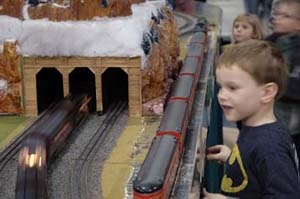 Learn about Trains from the Pros